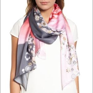 Ted Baker Blenheim jewels scarf